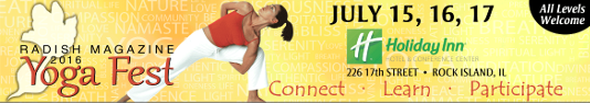 Yoga Fest Ad